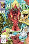 New Mutants #85 comic books for sale