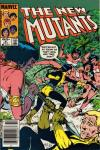 New Mutants #8 Comic Books - Covers, Scans, Photos  in New Mutants Comic Books - Covers, Scans, Gallery