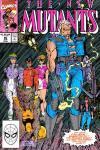 New Mutants #90 comic books for sale
