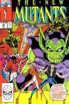New Mutants #92 comic books for sale
