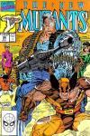 New Mutants #94 comic books for sale