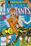 New Mutants #95 comic books for sale