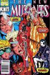 New Mutants #98 comic books for sale