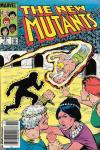 New Mutants #9 Comic Books - Covers, Scans, Photos  in New Mutants Comic Books - Covers, Scans, Gallery