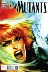 New Mutants #17 comic books for sale