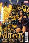New Mutants Forever Comic Books. New Mutants Forever Comics.