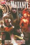 New Mutants: Unfinished Business - Hardcover #1 comic books for sale
