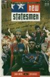 New Statesmen comic books