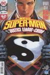 New Super-Man & the Justice League of China comic books