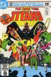 New Teen Titans comic books