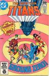 New Teen Titans #10 comic books for sale