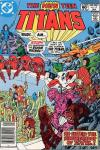 New Teen Titans #15 comic books for sale