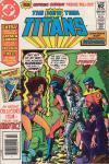 New Teen Titans #16 comic books for sale