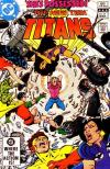 New Teen Titans #17 comic books for sale