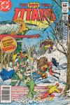 New Teen Titans #19 comic books for sale