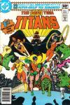 New Teen Titans #1 Comic Books - Covers, Scans, Photos  in New Teen Titans Comic Books - Covers, Scans, Gallery