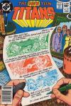 New Teen Titans #20 comic books for sale
