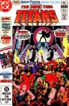 New Teen Titans #21 comic books for sale