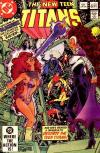 New Teen Titans #23 comic books for sale
