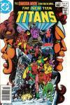 New Teen Titans #24 comic books for sale