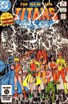 New Teen Titans #36 comic books for sale