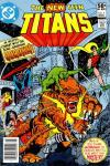 New Teen Titans #5 comic books for sale