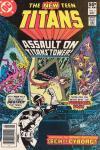 New Teen Titans #7 comic books for sale