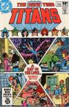 New Teen Titans #8 comic books for sale