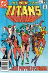 New Teen Titans #9 comic books for sale