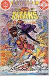 New Teen Titans #1 comic books for sale