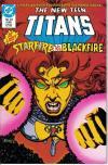 New Teen Titans #23 comic books for sale