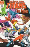 New Teen Titans #25 comic books for sale