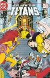 New Teen Titans #8 comic books for sale