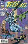 New Titans #107 comic books for sale