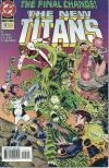 New Titans #115 comic books for sale