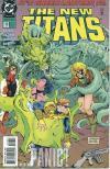 New Titans #116 comic books for sale