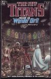 New Titans #52 comic books for sale