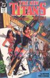 New Titans #55 comic books for sale