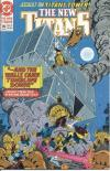 New Titans #76 comic books for sale