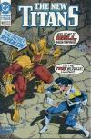 New Titans #82 comic books for sale