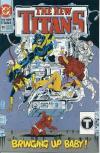 New Titans #88 comic books for sale