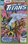 New Titans #90 comic books for sale