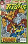New Titans #91 comic books for sale