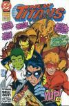 New Titans #93 comic books for sale
