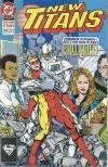 New Titans #94 comic books for sale