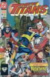 New Titans #95 comic books for sale