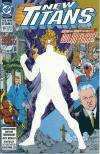New Titans #96 comic books for sale