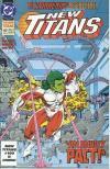 New Titans #97 comic books for sale