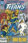New Titans #98 comic books for sale