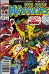 New Warriors #13 comic books for sale